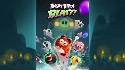 Angry Birds Blast - Happy Blast-o-ween!