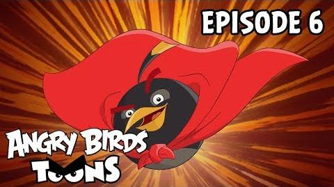 Angry Birds Toons Super Bomb! - S2 Ep6
