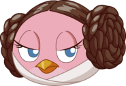 Stella Organa w animacjach