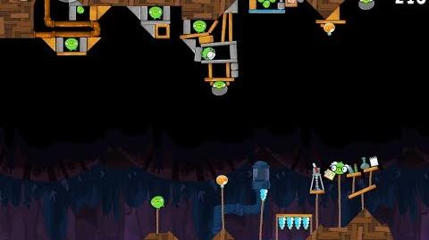 Angry Birds Short Fuse Golden Egg 31 Walkthrough