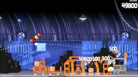 Official Angry Birds Rio Walkthrough Smuggler's Den 2-3