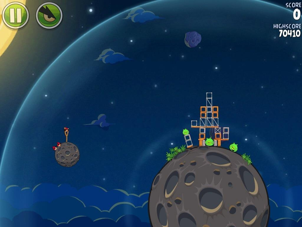 Pig bang 1 4 angry birds space angry birds wiki - Angry birds space gratuit ...