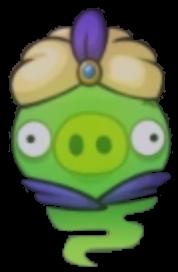 Angry Birds Friends Genie Pig