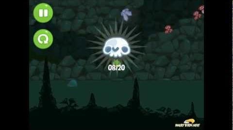 Bad Piggies Hidden Skull Level 1-III Walkthrough