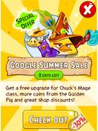 Google Summer Sale