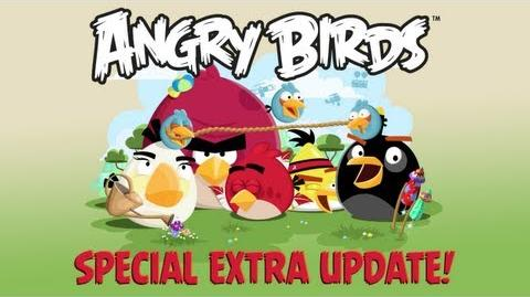 Newsflash Angry Birds Extra Update - Out Now!