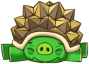 TurtlePigDefeated