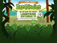 Bad piggies!