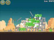 Official Angry Birds Walkthrough Ham 'Em High 13-7