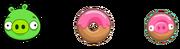 Свинья-пончик0