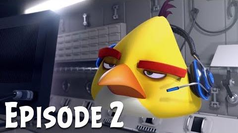Angry Birds Zero Gravity Ep. 2 – Bored Sick