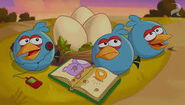 Double Take-Angry Birds Toons