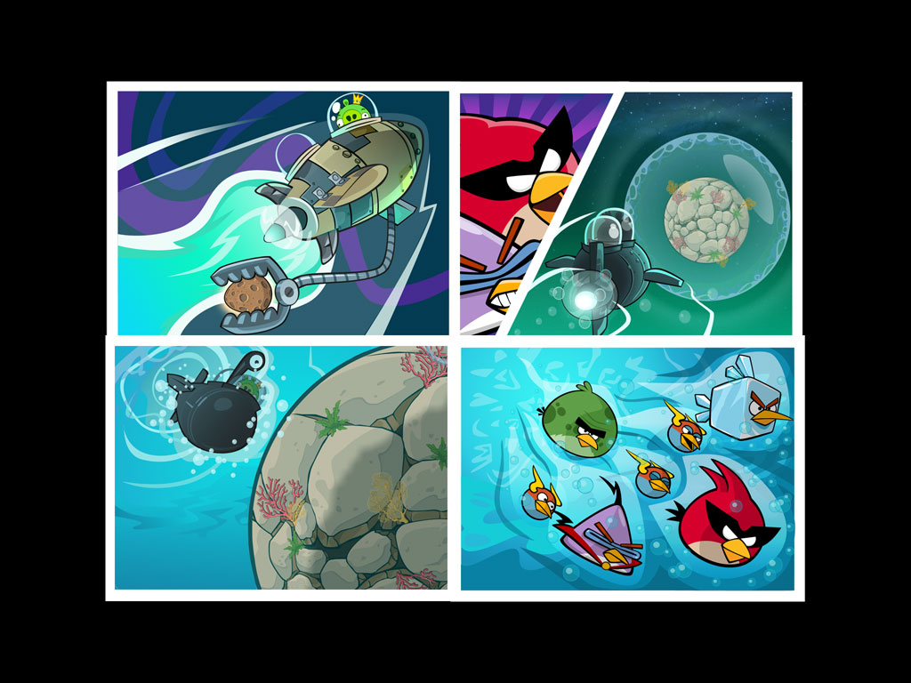 Imagen angry birds space pig introg angry birds wiki angry birds space pig introg voltagebd Images
