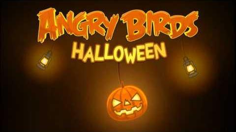 Angry Birds Seasons Trick Or Treat Theme