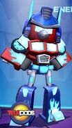Energon Optimus Prime (Non-transparent)