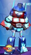 Energon Optimus Prime (Non-transparent)