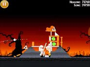 Official Angry Birds Seasons Walkthrough Trick or Treat 2-3
