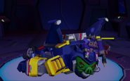 Soundwave Defeated