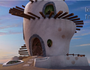 The Angry Birds Movie Red's House