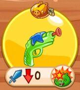 Липкая пушка