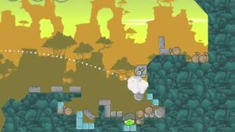 Angry Birds 23-10 Bad Piggies 3 Star Walkthrough (Angry Birds Classic 23-10)