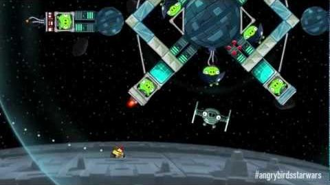 Angry Birds Star Wars official gameplay trailer - coming November 8!