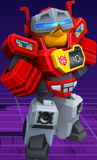Angry Birds Transformers Blaster