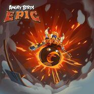 Bomb Wild Ice Epic Poster
