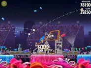 Official Angry Birds Rio Walkthrough Carnival Upheaval 8-7