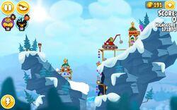 Лыжи сизонс уровень 12