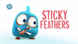 Sticky Feathers TC