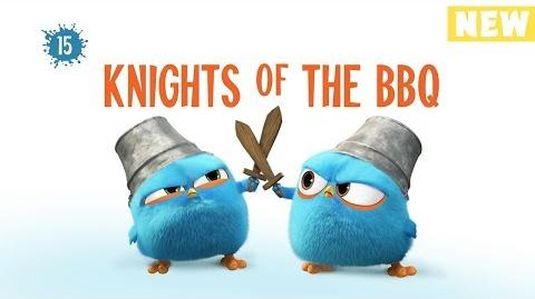 Angry Birds Blues Knights of The BBQ - Ep15 S1 NEW