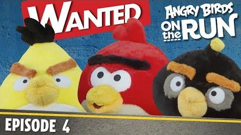 Angry Birds on The Run - Eggs in Peril! - S1 Ep4