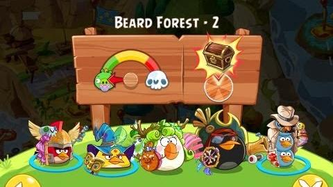 Angry Birds Epic Beard Forest Level 2 Walkthrough