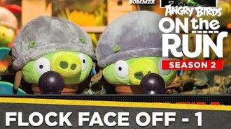 Angry Birds on the Run S2 Flock Face Off – Part 1