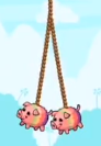 Piñatas de Cerdo