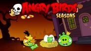 Angry Birds Seasons Loading Screen Haunted Hogs