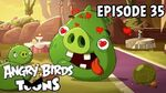 Angry Birds Toons Love is in the Air - S1 Ep35