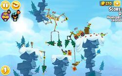 Лыжи сизонс уровень 13