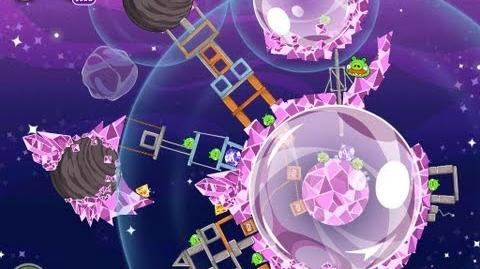Cosmic Crystals 7-18 (Angry Birds Space)