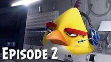 Angry birds ZeroGravity2