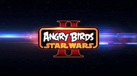 NEW Angry Birds Star Wars II ft