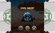 ABSW Level Failed!