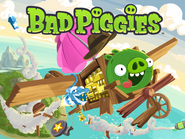 Bad Piggies (Экран от 3.06)
