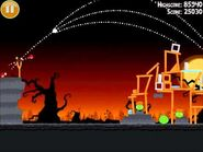 Official Angry Birds Seasons Walkthrough Trick or Treat 3-6