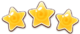 ABPOP 3 stars