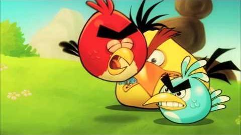 Angry Birds - Bientôt sur Canal J! Teaser 1