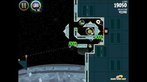 Death Star 2-31 (Angry Birds Star Wars)/Video Walkthrough