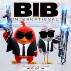 Birds In Black<br />International