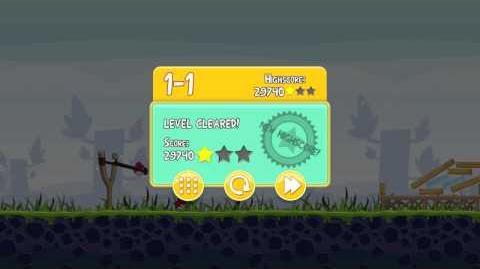 The Angry Birds Bug
